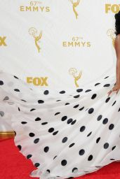 Teyonah Parris – 2015 Primetime Emmy Awards in Los Angeles