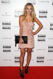 Tiffany Watson - 2015 Scottish Fashion Awards in London