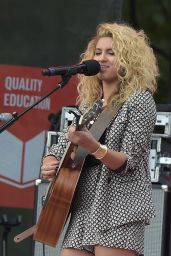 Tori Kelly - 2015 Global Citizen Festival to End Extreme Poverty by 2030 in NYC