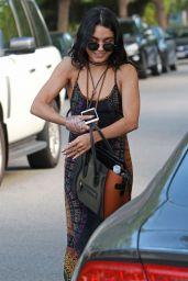 Vanessa Hudgens is Stylish in Studio City, September 2015