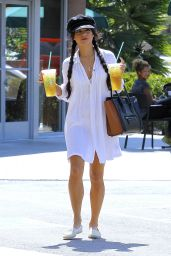 Vanessa Hudgens - Out and About in Beverly Hills, September 2015
