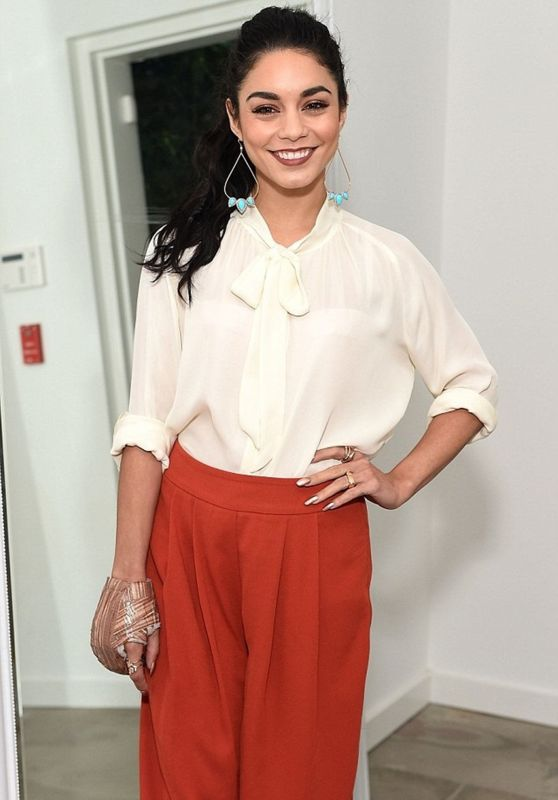 Vanessa Hudgens - the A List 15th Anniversary Party in Beverly Hills