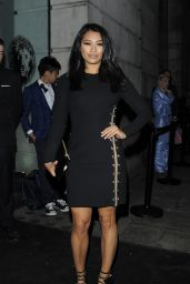 Vanessa White – Versus Show at London Fashion Week, September 2015