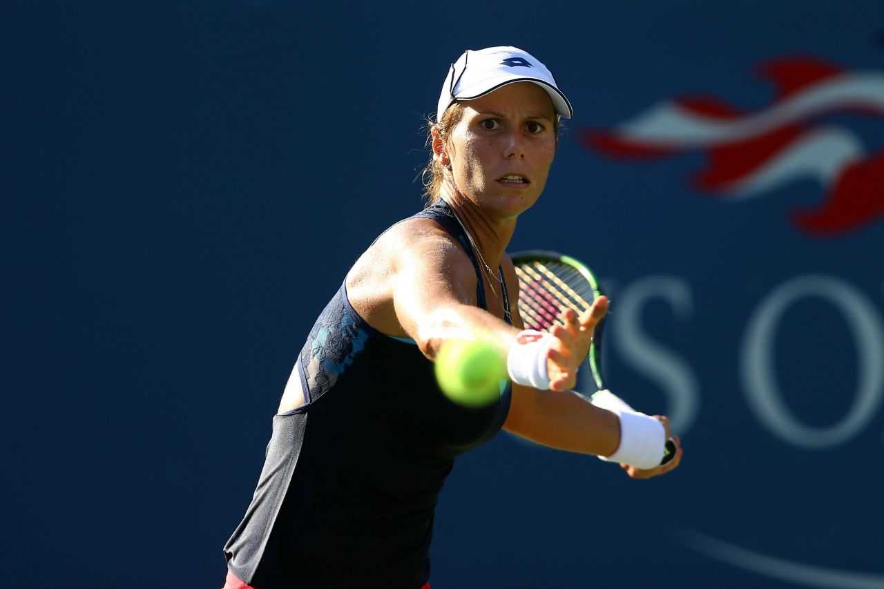 Varvara Lepchenko 2015 Us Open In New York City Day 6