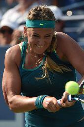 Victoria Azarenka - 2015 US Open - 1st Round