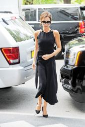Victoria Beckham - Out in New York City, September 2015