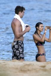 Victoria Justice  Bikini Pics - Beach in Hawaii, August 2015