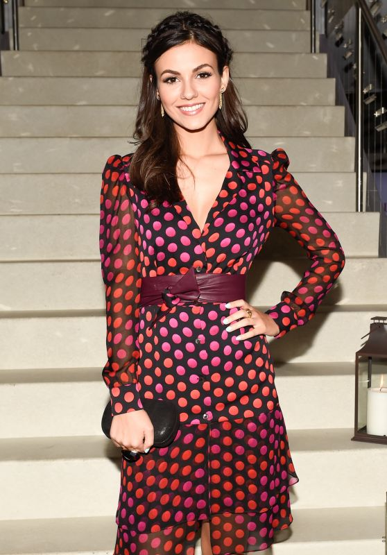 Victoria Justice - Diane Von Furstenberg After Party in NYC, September 2015