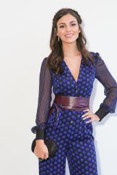 Victoria Justice - Diane Von Furstenberg Fashion Show - Spring 2016 NYFW