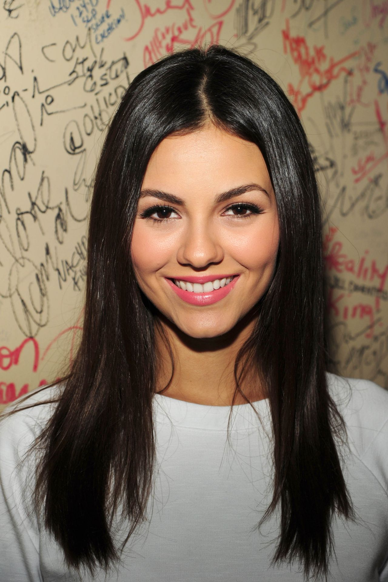 Victoria Justice Tapes an Appearance on 'Good Day New York' in New ...