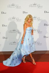 Victoria Silvstedt - 2015 Princess Grace Awards Gala in Monaco