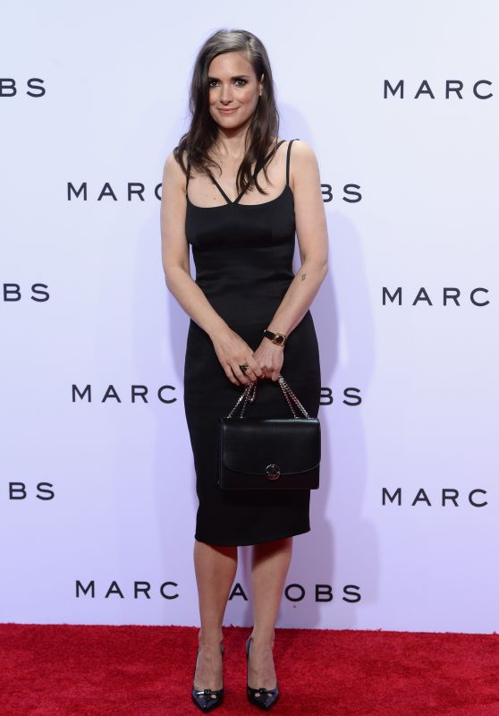 Winona Ryder - Marc Jacobs Show at Spring 2016 NY Fashion Week