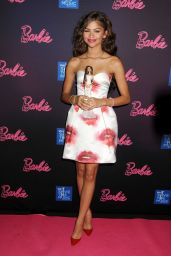Zendaya - Barbie Rock N Royals Concert Experience in Los Angeles