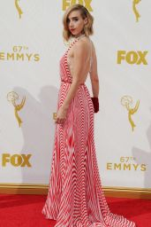 Zoe Kazan – 2015 Primetime Emmy Awards in Los Angeles