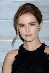 Zoey Deutch – VIP Sneak Peek Of go90 Social Entertainment Platform in Los Angeles