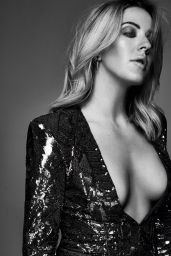 Ellie Goulding - Glamour UK Magazine Photoshoot - November 2015