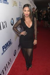 Francia Raisa - Latina Media Ventures Hosts Latina Hot List Party in West Hollywood, October 2015