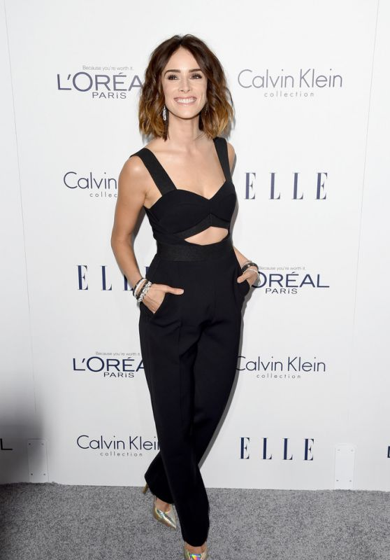 Abigail Spencer – 2015 ELLE Women in Hollywood Awards in Los Angeles