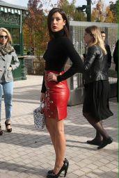 Adèle Exarchopoulos - Louis Vuitton Fashion Show - Paris Fashion Week S/S 2016: Day Nine