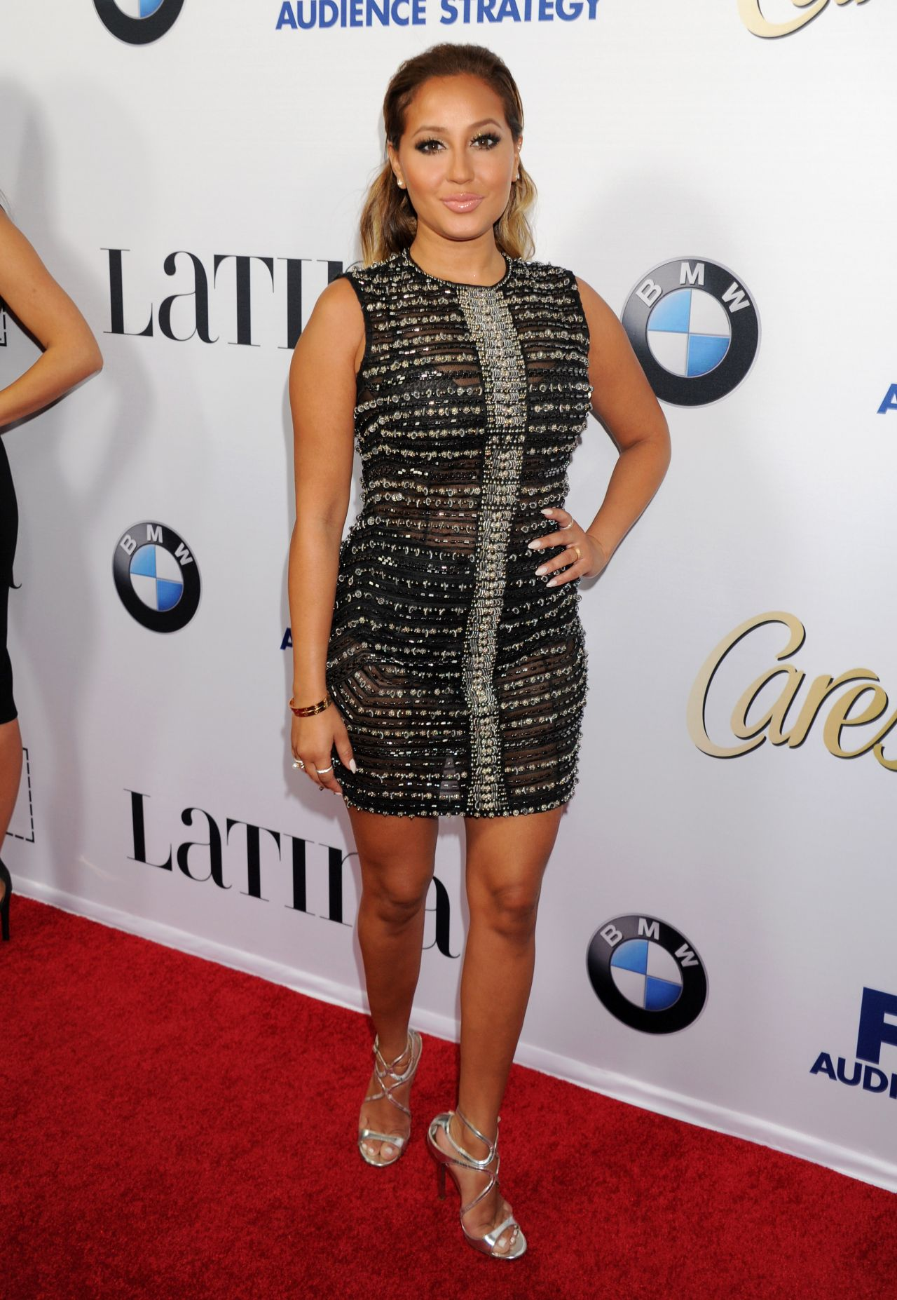 Adrienne Bailon – Latina Media Ventures Hosts Latina Hot List Party in West Hollywood, October 2015