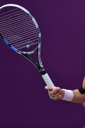 Agnieszka Radwanska – 2015 Tianjin Open in China – Semi-Final