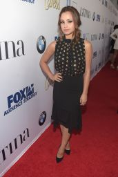 Aimee Carrero - Latina Media Ventures Hosts Latina Hot List Party in West Hollywood, October 2015