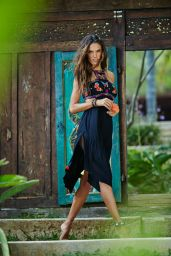Alessandra Ambrosio - ále by Alessandra Swimwear Spring Summer Campaign 2016