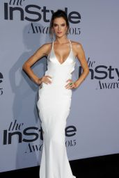 Alessandra Ambrosio - 2015 InStyle Awards in Los Angeles