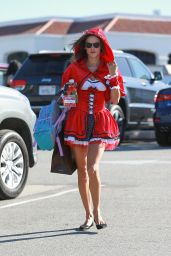 Alessandra Ambrosio - Out in West Hollywood, October 2015
