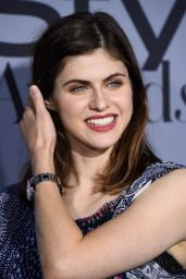 Alexandra Daddario - 2015 InStyle Awards in Los Angeles