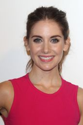 Alison Brie - Distinguished Women In The Arts Luncheon in Beverly Hills, October 2015