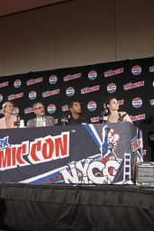 Allison Scagliotti - NY Comic-Con 2015