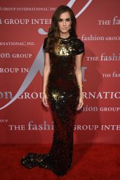 Allison Williams - 2015 Fashion Group International Night Of Stars Gala in New York City