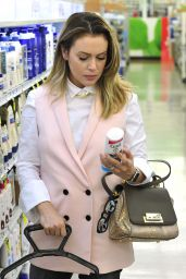 Alyssa Milano - Shopping in Los Angeles, October 2015