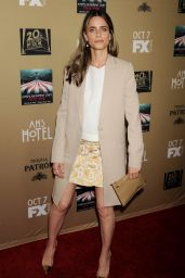 Amanda Peet – FX's 'American Horror Story: Hotel' Screening in Los Angeles