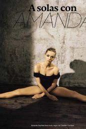 Amanda Seyfried - Glamour Magazine (Spain) November 2015 Issue