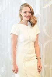 Amanda Seyfried - Promotes Cle de Peau Beaute in Tokyo, October 2015