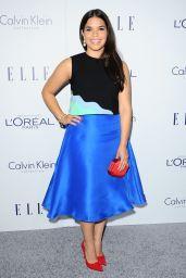 America Ferrera – 2015 ELLE Women in Hollywood Awards in Los Angeles