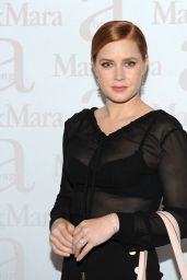 Amy Adams - Max Mara Spring/Summer 2016 Accessories Campaign Celebration in New York City