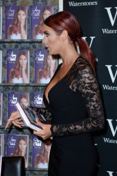 Amy Childs - Signs Copies of Her Book