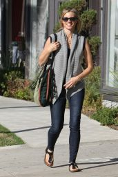 Amy Smart - Out in LA, October 2015