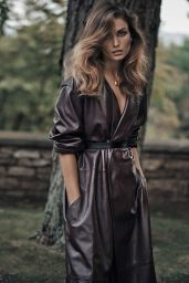 Andreea Diaconu - Vogue Magazine China November 2015 Issue