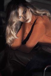 Andreea Diaconu - Vogue Magazine China November 2015 Issue