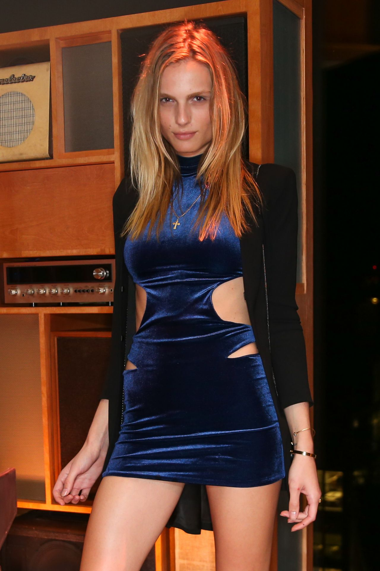 Andreja Pejic Wall Of Sound Presented By Google In New