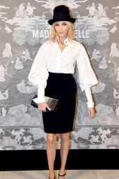 Anja Rubik - Chanel Exhibition Party in London, October 2015