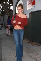 Annalynne McCord - Shopping in West Hollywood, September 2015