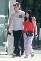 Ariel Winter Street Style - Out in Hollywood, October 2015