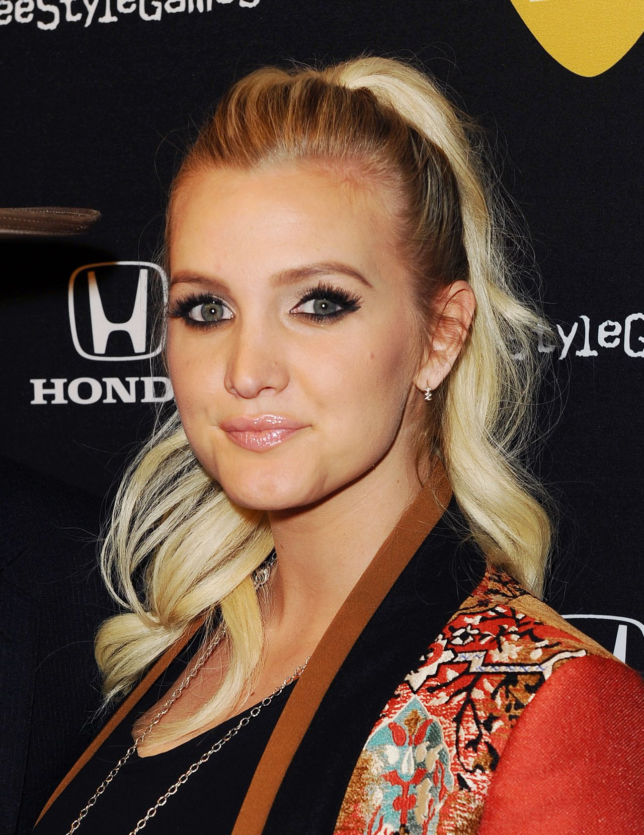 Ashlee Simpson - Guitar Hero Live Launch Party in Los Angeles Ashlee Simpson