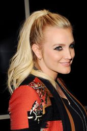 Ashlee Simpson - Guitar Hero Live Launch Party in Los Angeles