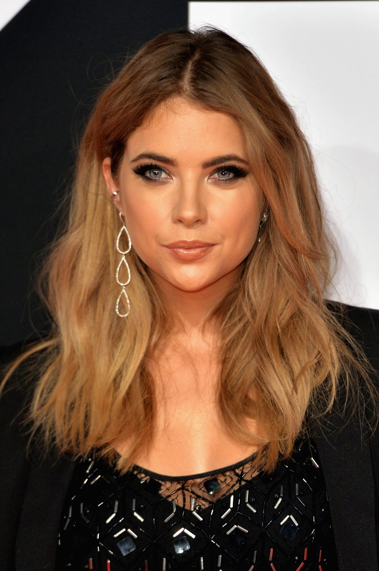 Ashley Benson 2015 Mtv European Music Awards In Milan Italy